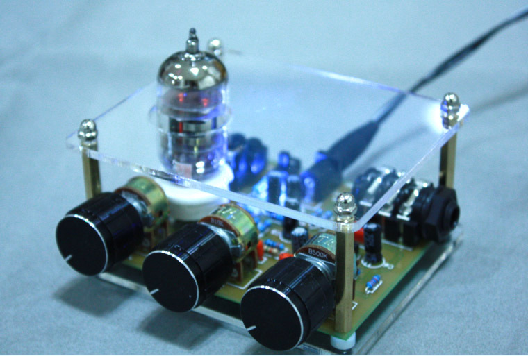 G ax b tube valve distortion booster effectors effector