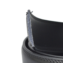 Luxury Business Style Automatic Buckle Leather Belt