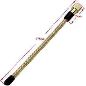 Image 3 - Золотая двухсегментная мягкая антенна 144 МГц для TYT: SMA M UV8R UVF9 UVF9D UVF8D F8 ecc