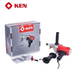 Image 4 - KEN wasser rig, 6110B hand bohrmaschine, high power klimaanlage beton bohrer loch bohren bohrer.