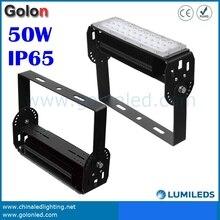 Golonlite Low IP65 Waterproof Project Light 100 277V Replace 250w Flood Lamp Best 50w
