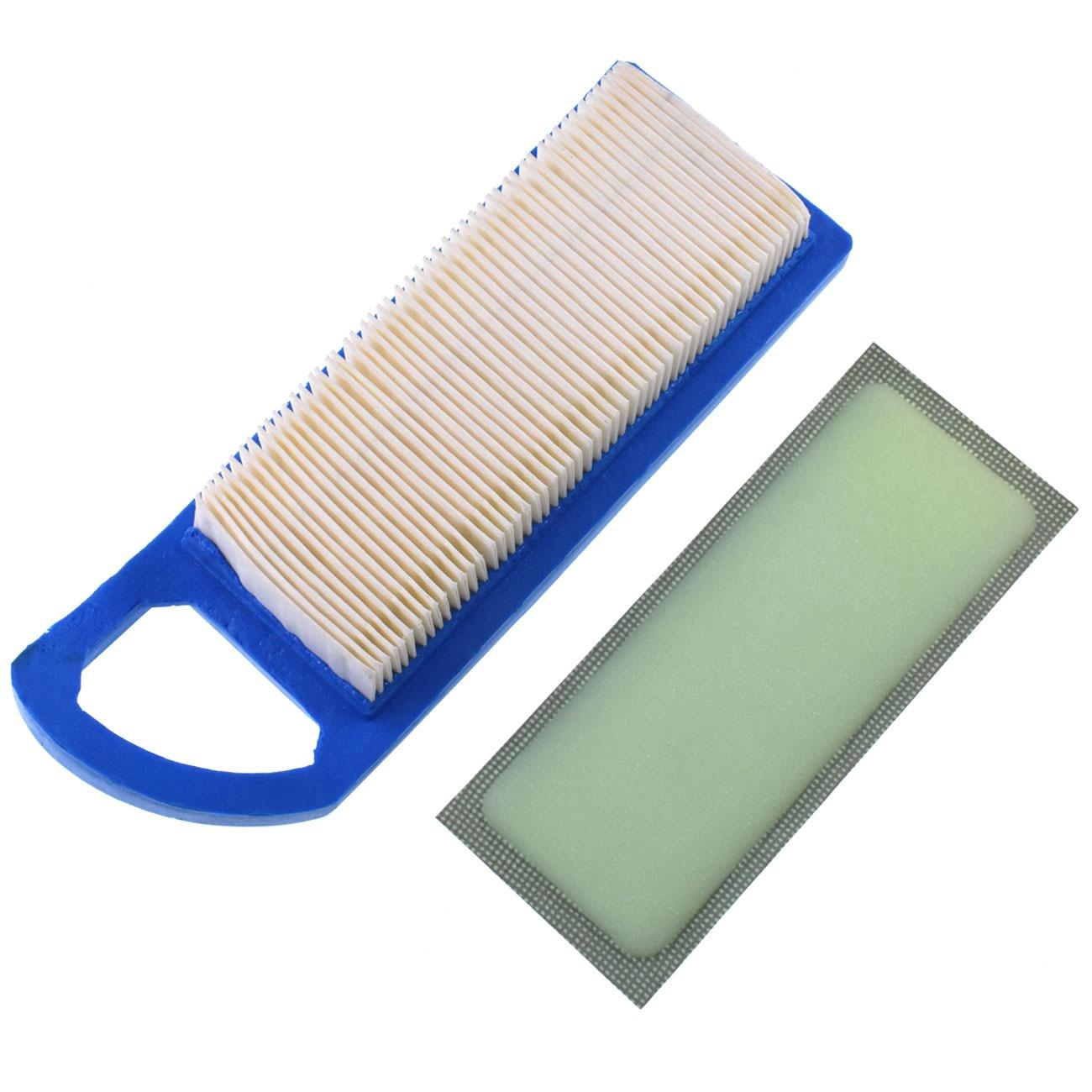 Air Filter W/Pre-Filter For Briggs & Stratton 697153 795115 794422 698083 697015