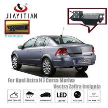 JIAYITIAN Câmara de Visão Traseira Para Opel Vectra Zafira Corsa Meriva Astra H J/CCD/Night Vision/Reverso Assistência de Estacionamento câmera