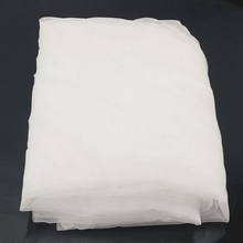 300cm White Polyester Art Silk Screen Printing Mesh 48T 127cm Monofilament Textile