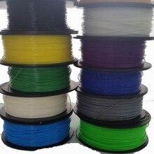 1KG (400M)  PLA 1.75mm 3D Filament 3D Printing Materials  For 3D Printer and 3D Printing Pen