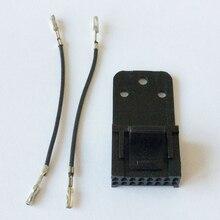 10 סטים X אבזר מחבר ערכת עבור מוטורולה CM300 16 פין רדיו HLN9457 ו HLN9242 חינם משלוח