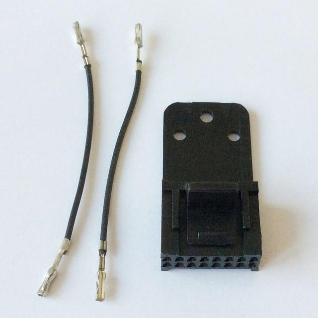 10sets x 액세서리 커넥터 키트 motorola cm300 용 16 핀 라디오 hln9457 및 hln9242 배송료 무료