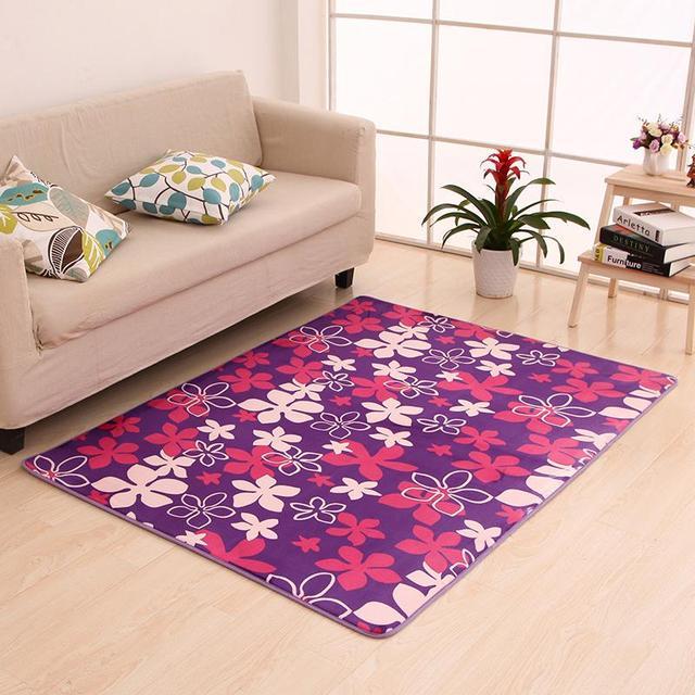 unids coche de alfombras piso mats lindo alfombras y alfombras de flores bape alfombra moderna