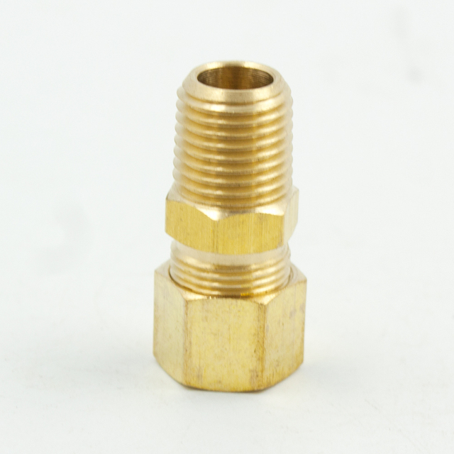 2pcs Br Compression Ing Reducing Connector 1 8 3 16 4 5