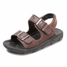 PU Fretwork Kinderschuhe sandalia infantil Sommer Strand chaussure enfant Baby Boy Sandalen Kinder Gladiator Sandalen Jungen Schuhe