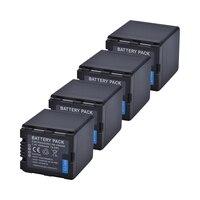 4pc VW VBN260 VW VBN260 VBN260 Li ion Battery for Panasonic HC X800 HC X900 HC X900M HC X910 HC X920 HC X920M HDC HS900 HDCSD800