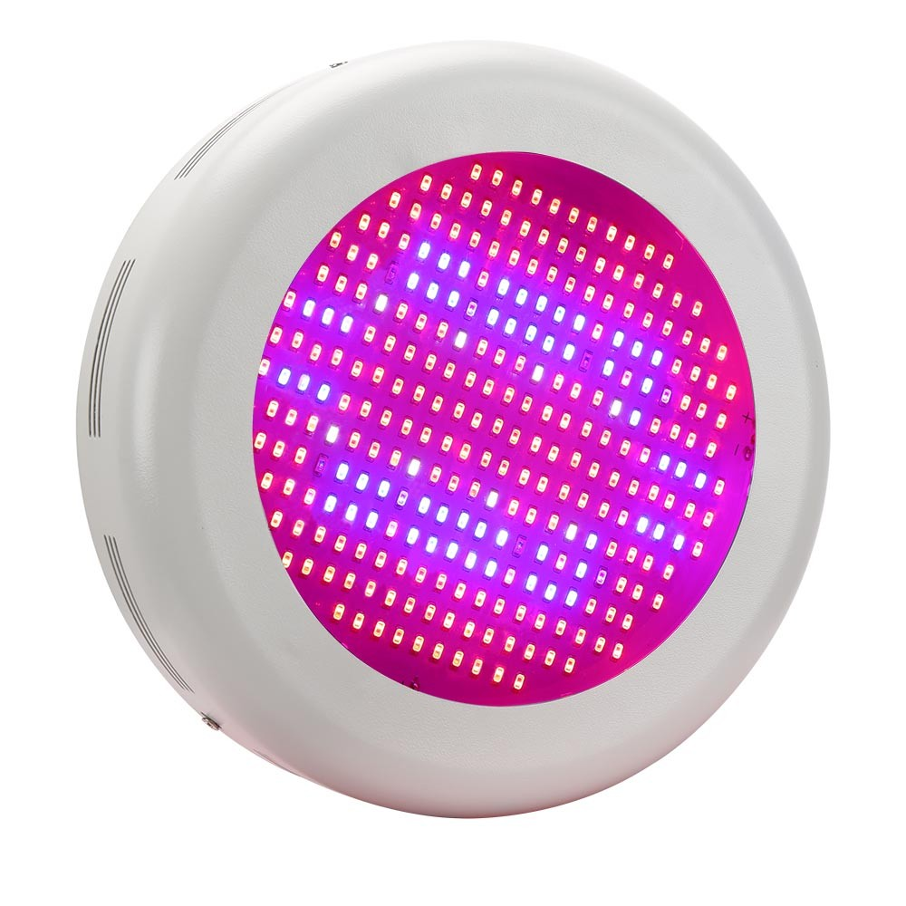 UFO 300W Full Spectrum Led Grow Light Red/Blue/White/UV/IR  Flower Plants led grow lights for indoor plant new 8 band 50w 100w 50 2w grow light led chip full spectrum led red blue uv ir white for indoor plant seeding growing flower