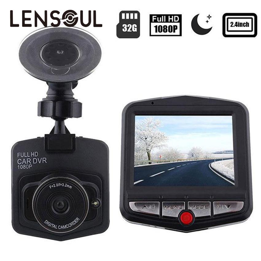 Lensoul Full HD 1080 P Angle de Vue Vidéo Caméra 2.4