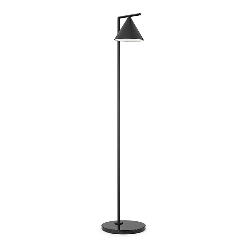 Nordic art LED Floor Lamp Eye protective E27 3W bulb Modern Standing Floor Light Studio Floor