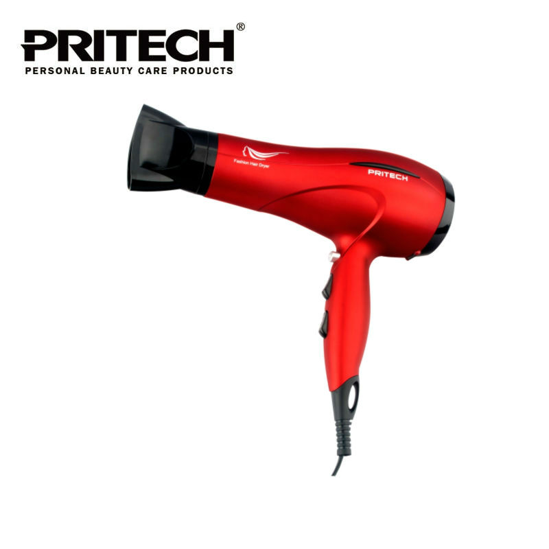 PRITECH Brand Professional Hair Blow Dryer DC Motor For Salon Or Family Use Big Power 2200W Styling Tools