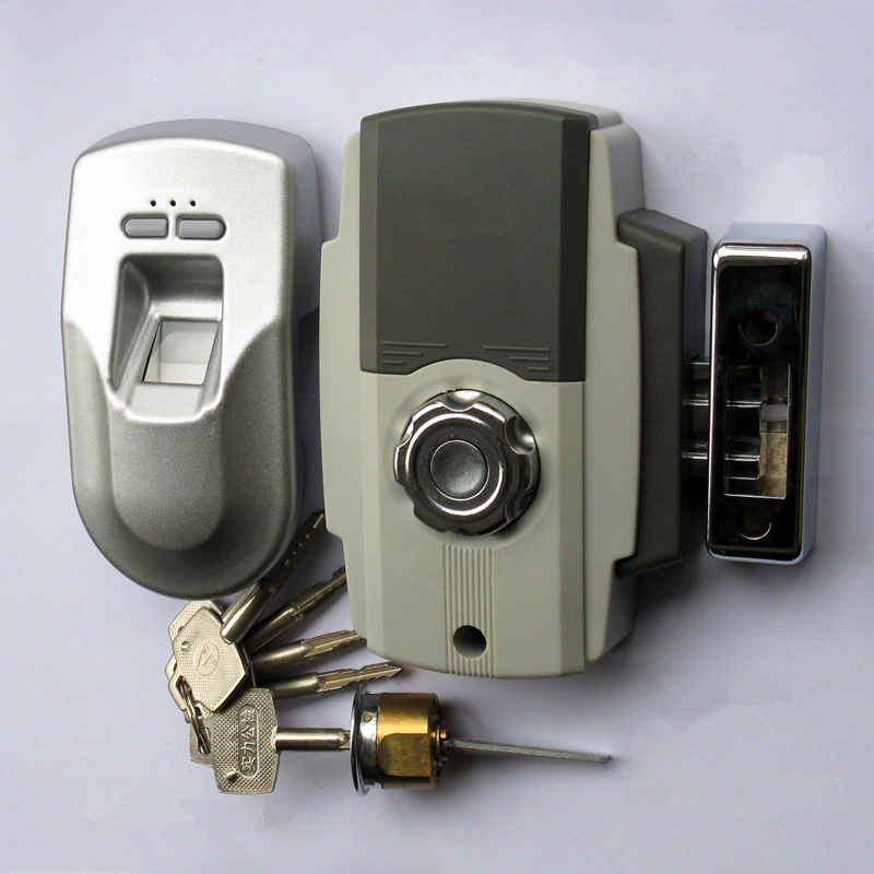 Popular biometric padlock buy cheap biometric padlock lots Biometric door lock