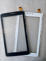 Black White 10pcs Lot 7 Inch Tablet LHJ0225 FPC V01 Touch Screen Panel Digitizer Glass Sensor