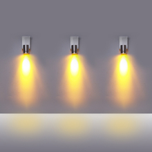 KHLITEC Newest Motion Sensor Night Light Potable 6 LED Closet Lights Battery Powered Wireless Cabinet Motion Detector Wall Lamp