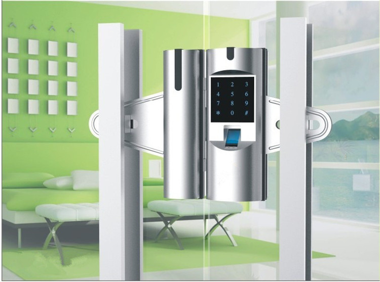 Remote Control Door Lock For Glass Door Lock Fingerprint