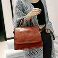 Las nuevas mujeres bolsa mujer bolsa de hombro bolsos marcas famosas mujeres de cuero genuino bolso de señoras bolso bolsas de T12