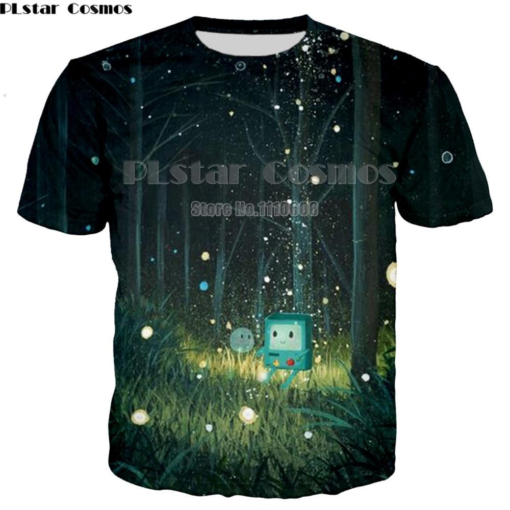 Casual Short Sleeve Graphic Tee Shirts,Colorful Cute Humor Bird Fashion Personality Customization