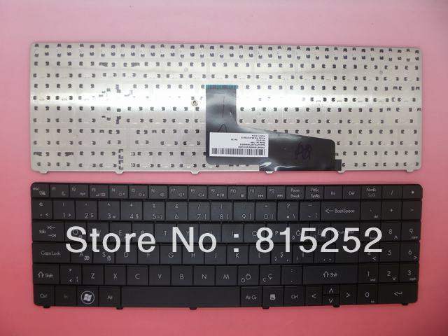 Laptop Keyboard For eurocase E3 SMART SB Black TR Turkish AETWHA00010 TWH 2B-41522Q100
