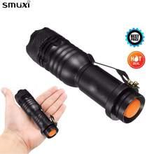 Mini Flashlight 2000 lm Q5 LED Flashlight