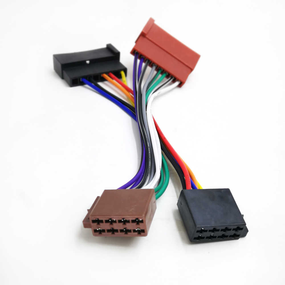 hight resolution of jaguar wiring harness connectors wiring diagram used detail feedback questions about biurlink iso wiring harness adapter