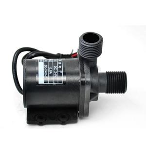 Image 4 - 24 V DC Mini Borstelloze Magnetic Hot Water Pomp (100 graden) ZC T40