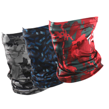 Anti-UV Outdoor Sport Scarves Fishing Scarf Camping & Hiking Cycling Bicycle Head Scarf Magic Headband Face Mask