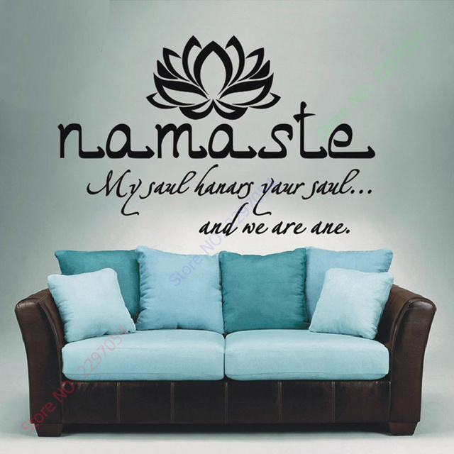 Namaste Decals Stickers