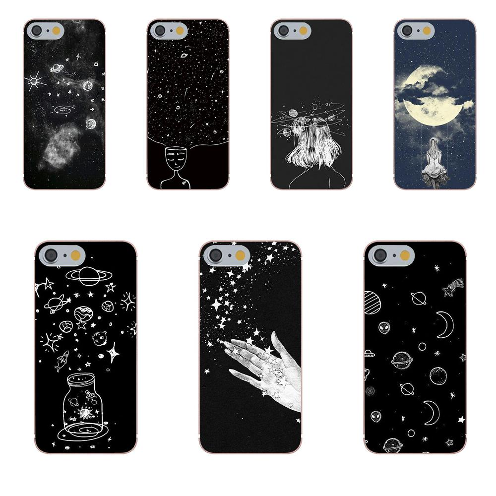 Hot Sale Maiyaca Black White Moon Stars Space Astronaut Phone Case For Huawei Mate10 Lite P20 Pro P9 P10 Plus Mate9 10 Honor 10 View 10 Cellphones & Telecommunications