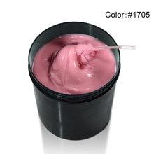 #820 Venalisa 1 Kilogram LED thick Builder Gel 24 Colors 1KG Hard Jelly Builder Gel Soak off Extend Nail Gel