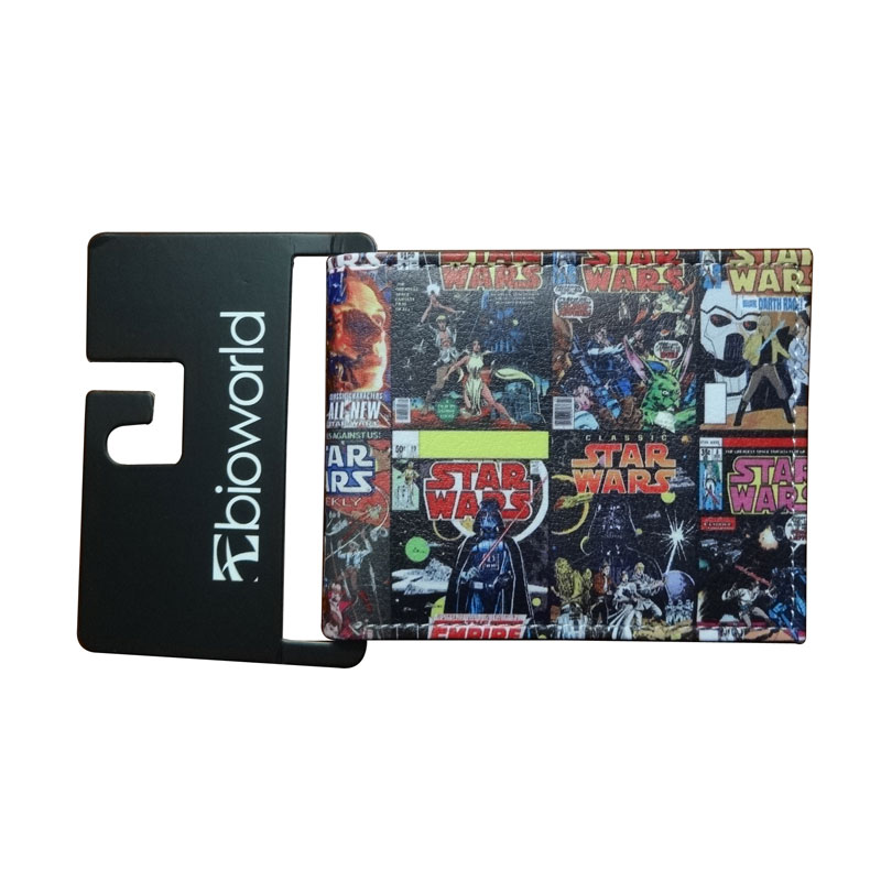 Anime Star Wars Print Purse Leather Short Wallets carteira Men Women Casual Money Holder Bags Gift Kids Wallet hot pvc purse games overwatch wallets for teenager creative gift money bags fashion casual men women short wallet