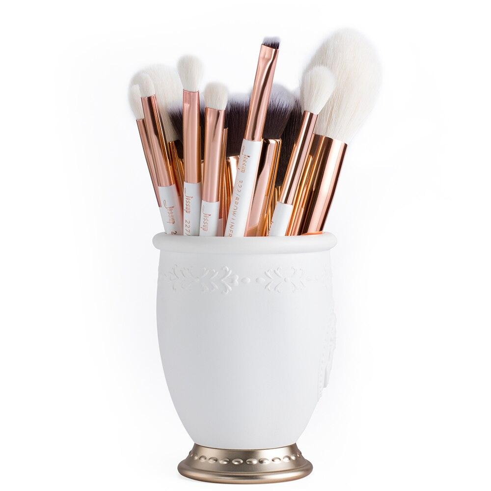 jogo de escova cosmeticos bella cullen cristal escovas 03