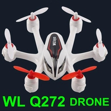 Best Seller Newest 2017 WLtoys 2.4G 4CH 6 Axis Q272 Hexacopter Remote Control RC Quadcopter Helicopter Mini Drone VS x5sw cx-10
