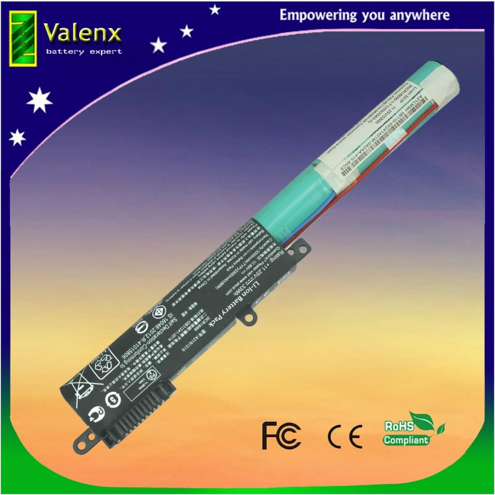 laptop battery for ASUS X540LJ X540LA X540SC X540SA X540LJ X540S X540SC A31N1519