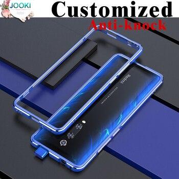 Mi 9T Pro Aluminium Frame Hard 3D Protective Cover For Xiaomi Mi 9T Pro Metal Bumper Case for Xiaomi Redmi K20 Pro Bumper Case