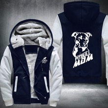 Pitbull Hoodies For Men – Hooded High Quality