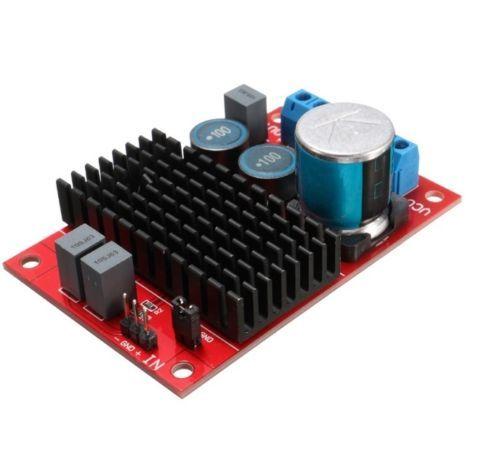 1 قطعة تيار مستمر 12 فولت 24 فولت TPA3116 أحادية قناة مكبر صوت رقمي مجلس BTL خارج