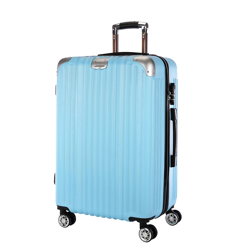24-inch pull rod box universal wheel travel luggage bag zipper suitcase card board box