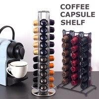 36/40/42 kopjes Koffie Capsule Rack Organizer Nespresso Koffie pods houder Stand Dispenser Koffie Capsules Opslag Planken