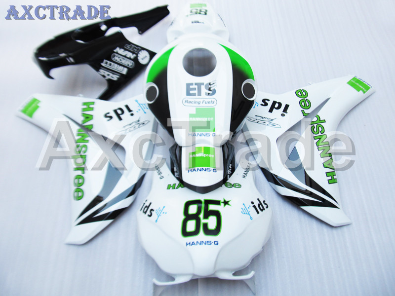 Motorcycle Fairings For Honda CBR1000RR CBR1000 CBR 1000 RR 2008 2009 2010 2011 ABS Plastic Injection Fairing Bodywork Kit No85