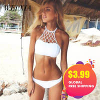 Christmas Gift WEIXIA Womens Padded Push Up Bikini Set Bathing Suits Two Pieces Swimsuit