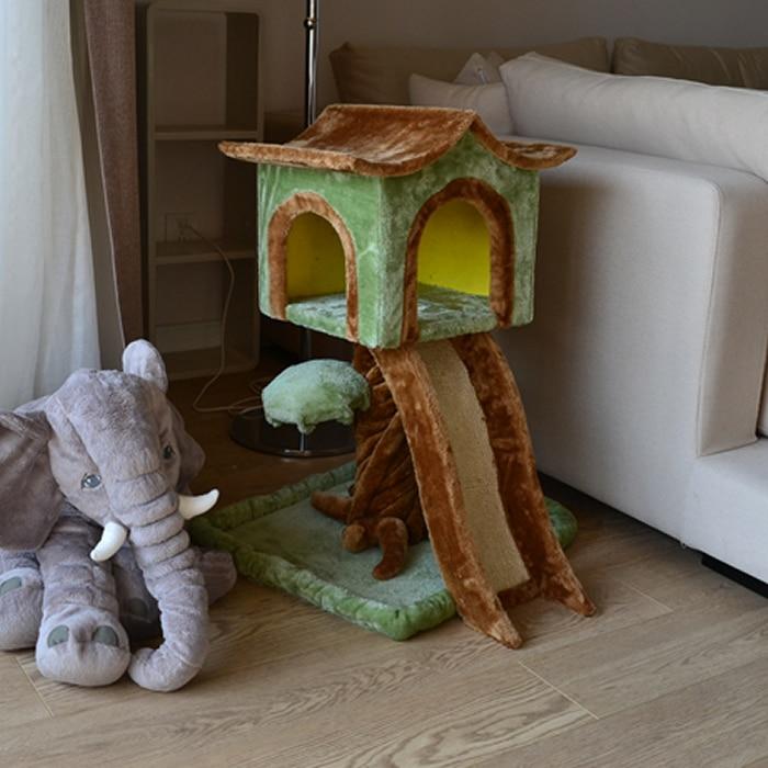 Kratzbaum Design Wohnung : online kaufen gro handel kratzbaum haus aus china kratzbaum haus gro h ndler ~ Eleganceandgraceweddings.com Haus und Dekorationen