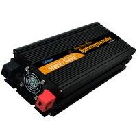 Inversor de potencia de onda sinusoidal pura solar inverter DC 12 v a AC 220 V Real 3500 vatios/7000 w pico con 2 metros a distancia control