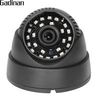 GADINAN H 265 2MP Full HD 1080P 48V POE IP Camera ONVIF Dome Indoor Hi3516CV300 Security