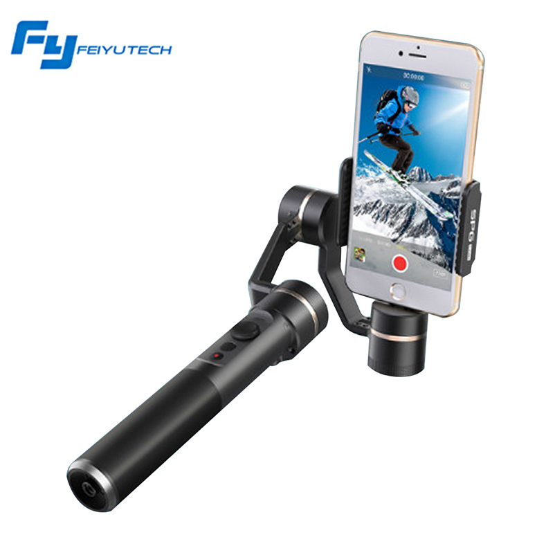 F19117 FY Feiyu SPG Live 3 Axle 360 degree Limitless Handheld Gimbal Stabilizer For iPhone 7/6 Plus/6/5s/5c HUAWEI etc