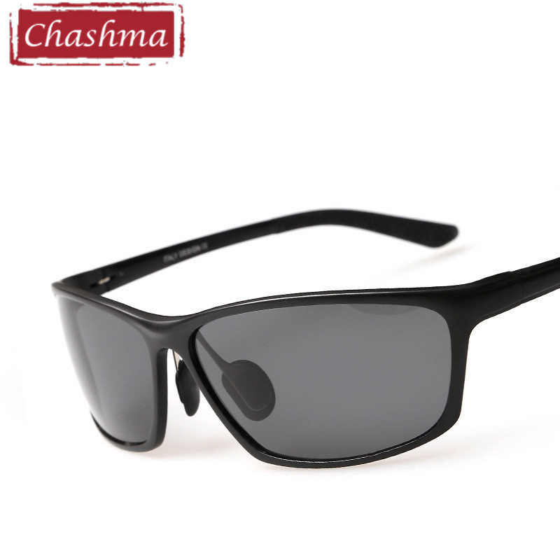 Prescription Pilot Style Myopia Polarized Sunglasses UV400 Anti Glare Sunglasses Men Sport Sun Glasses Night Driving