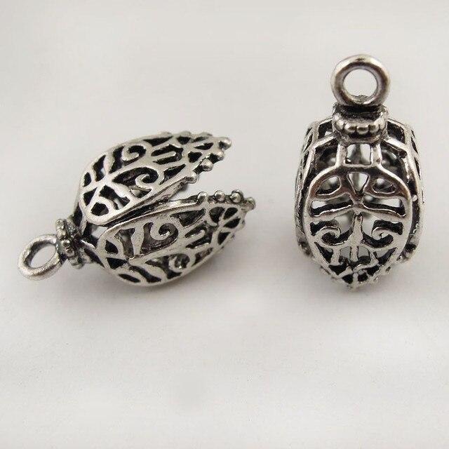 Wholesale Retro Style Antique Silver Tone Copper Oil Lamp Lantern ...